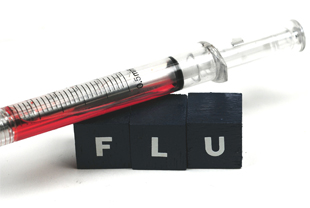 Fight the flu, get your flu shot today!