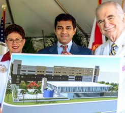 FIU Health partners with Miami Children's Hospital for new outpatient center in Miami-Dade County